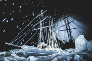 Shackleton By Blue Raincoat Theatre At Project Arts Centre Dublin Image Steve Rogers 6 1024x684