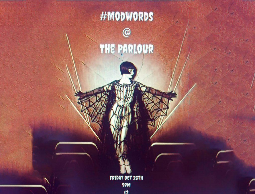 Event Modwords Parlour Vintage