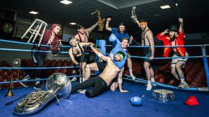 Music Stomptownbrass Fight+tour