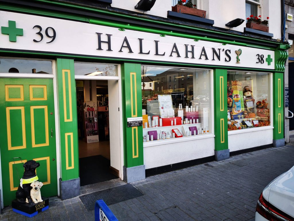 Place Halahans Pharmacy Exterior 01