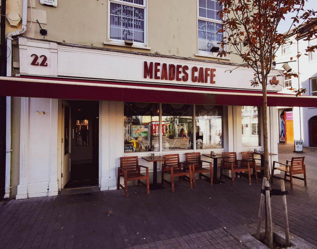 Place Meades Cafe Exterior 01