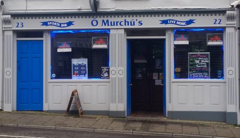 Place O Murchus Sports Bar Exterior