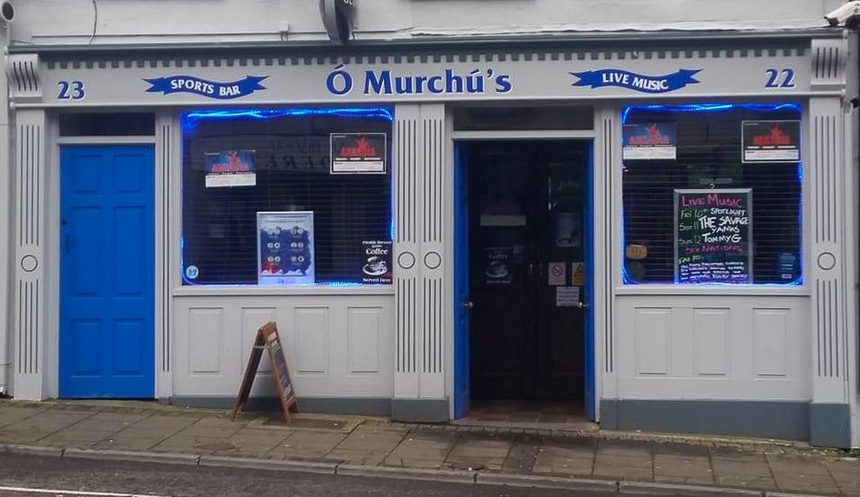 Place O Murchus Sports Bar Exterior
