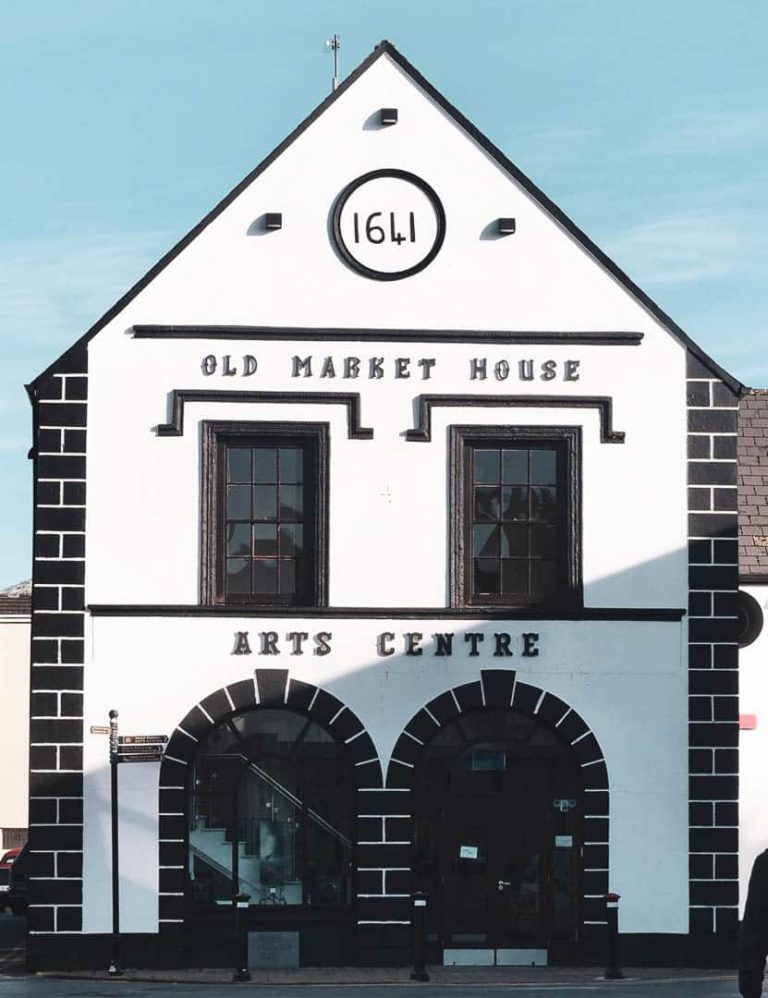Place Old Market House Exterior