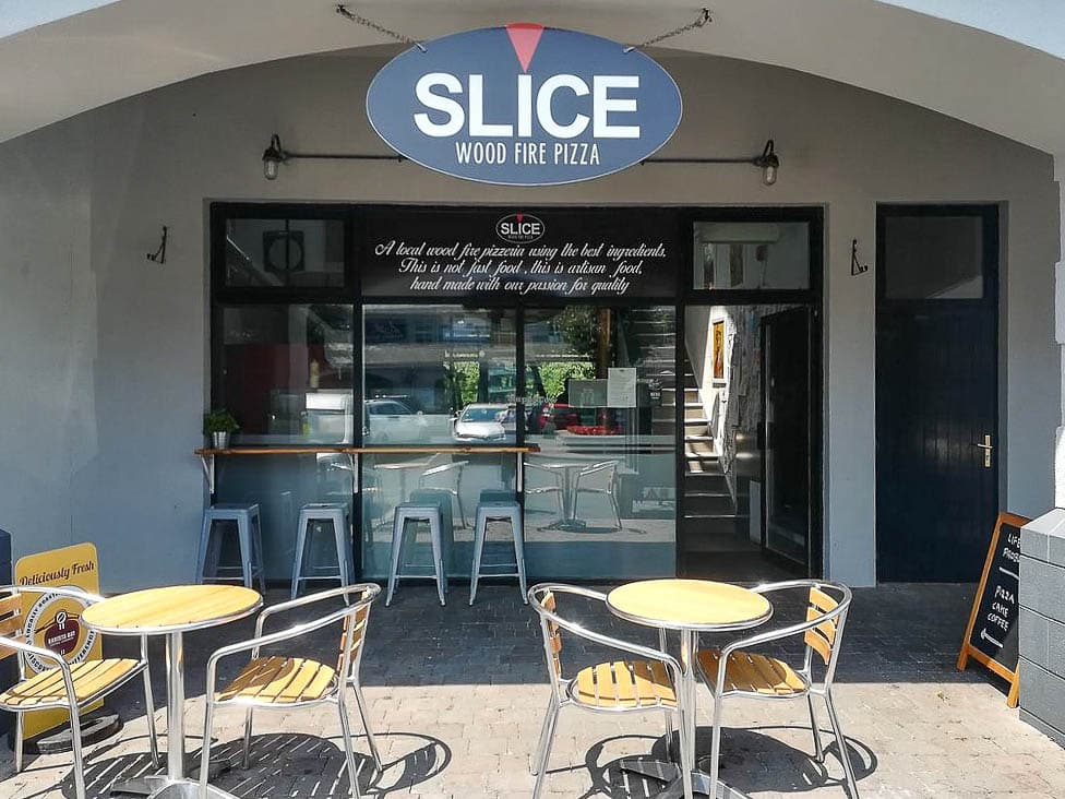 Place Slice Wood Fire Pizza Exterior