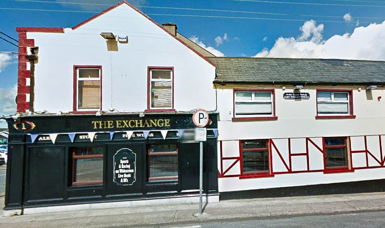 Place The Exchange Exterior
