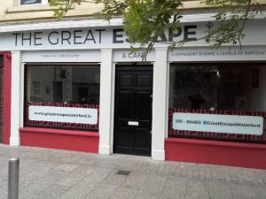 Place The Great Escape Exterior