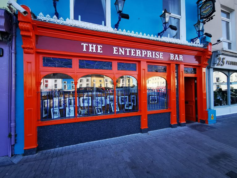 The Enterprize Bar Exterior 02