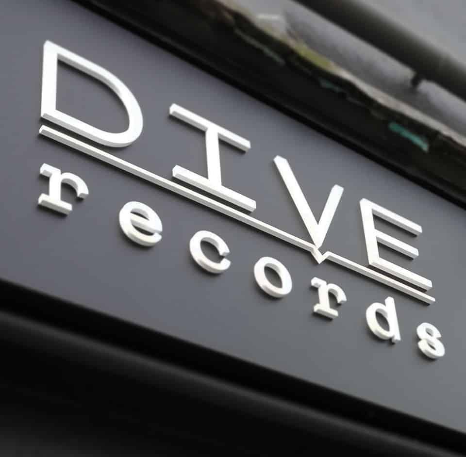 Place Dive Records Exterior