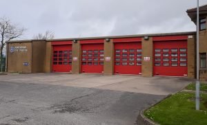 Place Dungarvan Firestation Exterior