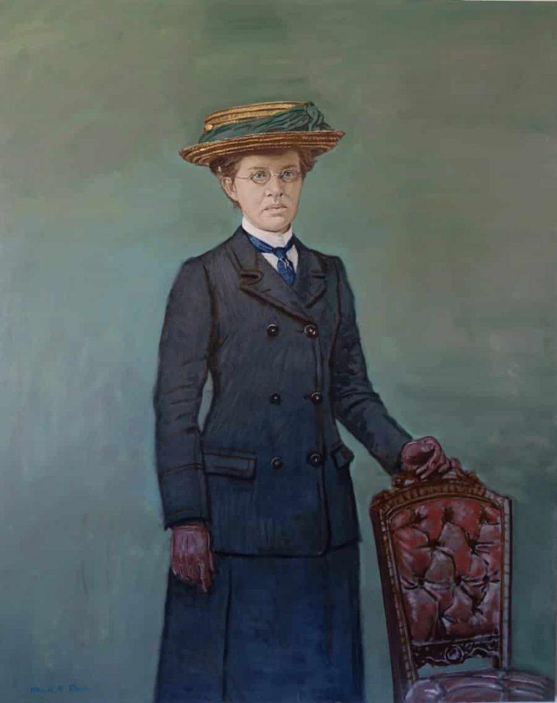 Mary Somerville Parker Strangman