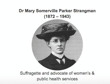 Marystrangman