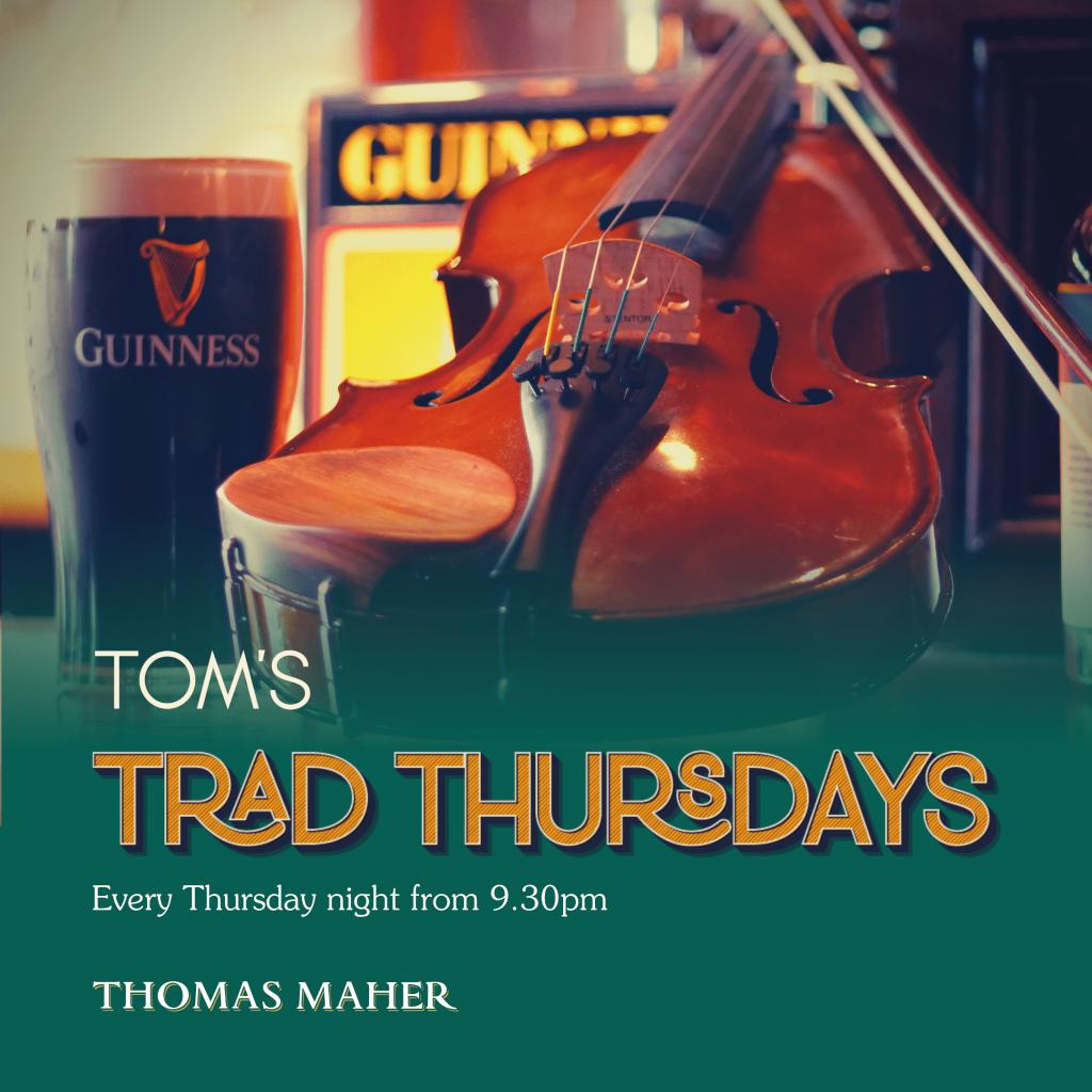 W13 Jan 30 Toms Trad Thursdays Instagram