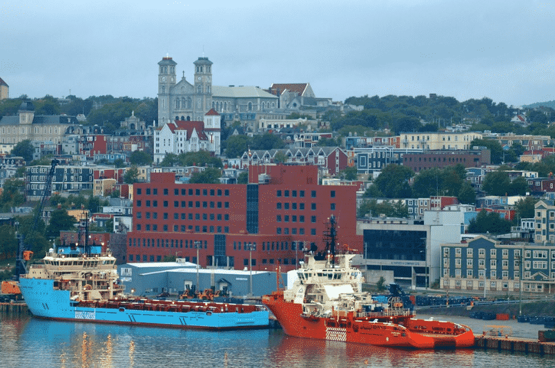 Newfoundlandst Johns