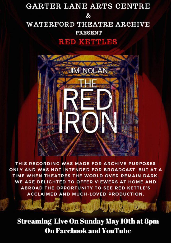 Event Red Iron Live Stream