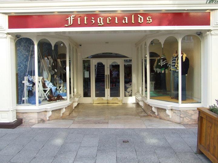 Place Fitzgerald Menswear