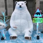 Polare Bear selfie
